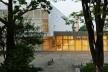 Centro de capacitação dos profissionais da educação Dra. Zilda Arns. Bloco do auditório. Carolina Penna Arquitetura e Urbanismo, 2008 – 2011. São Caetano do Sul, SP - Brasil<br />foto Nelson Kon