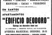 Material publicitário do BHLB, que assinala a presença de empreendimentos desse Banco em municípios, como Santos, no Estado de São Paulo [www.novomilenio.inf.br/santos/h0323b2.htm]