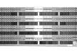 Escritórios do Institute for Scientific Information, fachada, Filadelfia, 1978. Venturi & Scott Brown [Venturi, Rauch, Scott Brown, Obras y proyectos / Works and projects, 1959-1985, A. SanMart]