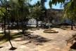 Praça do Coreto, Goiás Velho GO<br />Foto Mauro Calliari
