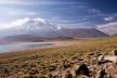 Laguna Miscanti, Altiplano no Atacama, Chile<br />Foto José Tabacow