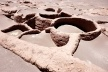 Aldeamento de Tulor, San Pedro de Atacama, Chile<br />Foto José Tabacow
