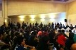 Ceremonia de apertura del SAL, Biblioteca Virgilio Barco<br />Foto Abilio Guerra