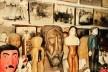 Museu de Santa Quitéria de Frexeiras, Estado de Pernambuco, 1993<br />Foto José Lira