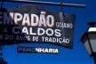 Engenhos publicitários inseridos no conjunto urbano edificado <br />Foto Fabio Lima