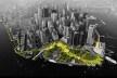 """""""The Big U"""", Nova York, projeto de Bjarke Ingels/BIG<br />Imagem divulgação"""