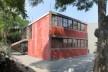 Casa-estúdio do arquiteto, Cidade do México, 1929. Arquiteto Juan O'Gorman<br />Foto Victor Hugo Mori