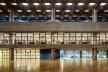 Faculdade de Arquitetura e Urbanismo da Universidade de São Paulo – FAU USP, Salão Caramelo, São Paulo, arquiteto Vilanova Artigas<br />Foto Nelson Kon