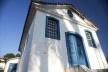 Capela do Rosário, protegida por tombamento pelo município e pelo Iphan<br />Foto Fábio Lima