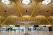 Terminal T4, Aeroporto Madrid-Barajas, arquiteto Richard Rogers e Estúdio Lamela <br />Foto Cristina Jorge