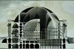 Fig. 6: Étienne Boullée – « Opéra au Carrousel (1781) » [www.spamula.net/blog/archives/000555.html  / gallica.bnf.fr/ark:/12148/btv1b7701015b]