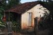 Tipo de casa em pau a pique com taipa<br />Foto Fabio Lima
