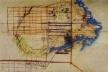 Projeto para o Plano-piloto com influência do pensamento Wrightiano, Desenho de Vilanova Artigas [Correio Braziliense, 24 nov. 2002]