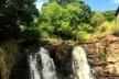 Quedas d'água existentes na Fazenda Ipanema em Iperó SP<br />Foto Bianca Siqueira Martins Domingos