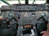 Painel de vôo do aposentado Concorde