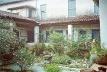 Vista geral do Bloco E: Claustro, jardim central e varandas laterais <br />Foto Patricia Abreu