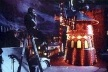 A Paris cenográfica de Moulin Rouge – Amor em vermelho (Moulin Rouge!, Bazz Lhurmann, Austrália/EUA, 2001)