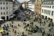 Ciclistas em Copenhagen<br />Foto Tony Webster  [Wikimedia Commons]