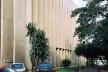 Catedral de Dom Bosco, Brasília. A catedral espacializa a convivência do público e do sagrado<br />Foto Raphael David