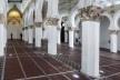 Sinagoga La Blanca (atual Igreja Santa Maria La Blanca), Toledo, Espanha<br />Fotomontagem Victor Hugo Mori, 2019