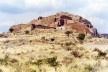 La Quemada, 2001. Vista geral<br />Foto Marcos Guimarâes