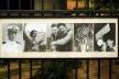 Harvey Milk Plaza, Castro. Detalhe do pequeno memorial, onde o ícone é humanizado: (ex-)militar, ativista, companheiro, político e, sobretudo, cidadão<br />Foto Maria Carolina Maziviero, 05/04/2014