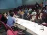 Assembléia do DOCOMOMO dia 29 de outubro<br />Foto Ângelo Arruda