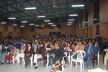 Cootrapar – cooperativa de trabajadores de aceros del Paraguay. Usos del edificio: salón de eventos-asambleas obreras. Arq. Luis Alberto Elgue y Arq. Cynthia Solis Patri. Villa Hayes, Paraguay. 2007 – 2008.