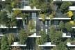 Bosques Verticais, Itália. Arquiteto Stefano Boeri <br />Foto divulgação  [website oficial UIA2021RIO]