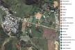 Implantação da Escola Agrotécnica Federal de Alegre - EAFA<br />Foto Google Earth, com manipulação da autora, 2016