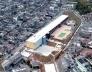 Vistas áereas das unidades do CEU.  <br />Foto: David Rego Jr.Cortesia EDIF – Secretaria de obras, Prefeitura Municipal de São Paulo
