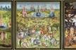O Jardim das Delícias Terrenas, trípitico, 1480-1505<br />Hieronymus Bosch  [Wikimedia Commons]