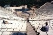 Epidauro, Grécia: arena com a mais perfeita acústica produzida pelo homem<br />Foto P A Rheingantz