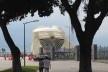 Museu do Amanhã, Rio de Janeiro, arquiteto Santiago Calatrava<br />Foto Luiz Felipe da Cunha e Silva