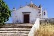 Igreja no Algarve, sul de Portugal<br />Foto Abilio Guerra