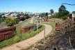 Complexo ferroviário, Botucatu<br />Foto Antonio Zagato  [Acervo UPPH/SEC/SP]