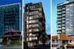 Imagen comparativa de los tres casos analizados<br />Composición de las autoras basada en fotografías propias e imágenes de promoción inmobilia