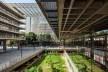 Centro Paula Souza, São Paulo, arquitetos Pedro Taddei e Francisco Spadoni<br />Foto Nelson Kon