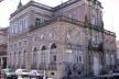 Clube Caixeral de Pelotas que começou a ser construído em 1903, com projeto de Caetano Casareto