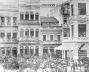 Inauguração da Av.Central, em 1905<br />Foto de Marc Ferrez  [Arquivo da cidade do Rio de Janeiro]