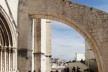 Igreja do Carmo, detalhe, Lisboa<br />Foto Anita Di Marco