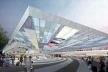 Viena Europa: propuesta. Arquitecto Wimmer