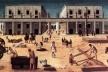 A construção de um palácio, c. 1515-1520<br />Piero di Cosimo