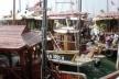 Porto de Ha Long, embarque de turistas<br />Foto LMBO