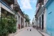 Calle Muralla, Habana Vieja, Cuba<br />Foto Victor Hugo Mori