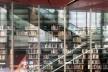 Instituto Moreira Salles, biblioteca, São Paulo, 2017. Arquitetos Vinicius Andrade e Marcelo Morettin<br />Foto Abilio Guerra