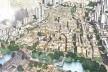 Foshan Lingnan Tiandi Master Plan, Foshan, China, 2008. Escritório Skidmore, Owings & Merrill<br />Imagem divulgação  [Skidmore, Owings & Merrill]