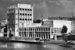 Exposição Internacional de Paris em 1937. O Pavilhão da Itália do Arq. Marcello Piacentini