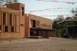 Cootrapar – cooperativa de trabajadores de aceros del paraguay. Exterior, contenedores. Arq. Luis Alberto Elgue y Arq. Cynthia Solis Patri. Villa Hayes, Paraguay. 2007 – 2008.