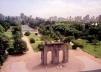 Arco duplo: Monumento ao Expedicionário. <br />Foto Luiz Fernando da Luz